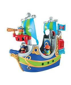 50% Off Selected Happyland Toys @ ELC - Happyland Pirate Ship Now £20 + Free C&C