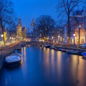 Amsterdam: 2-Night Return Mini Cruise for Two £63.20 (£31.60pp) or Four £89 (£22.25)  with DFDS @ Groupon