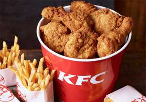 KFC Colonels Club Offers - Fillet Tower Meal for £4 / Snackbox for £1.50 / 14 Piece Bargain Bucket for £14