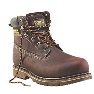 Dewalt Work Safety Boots Brown £14.99 - Free C C   Screwfix (Scruffs Boots  also bb3b0c64a9