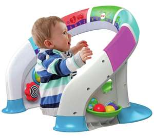 Fisher-Price Bright Beats Smart Touch Play Space Playset £23.99 @ Argos free c+c