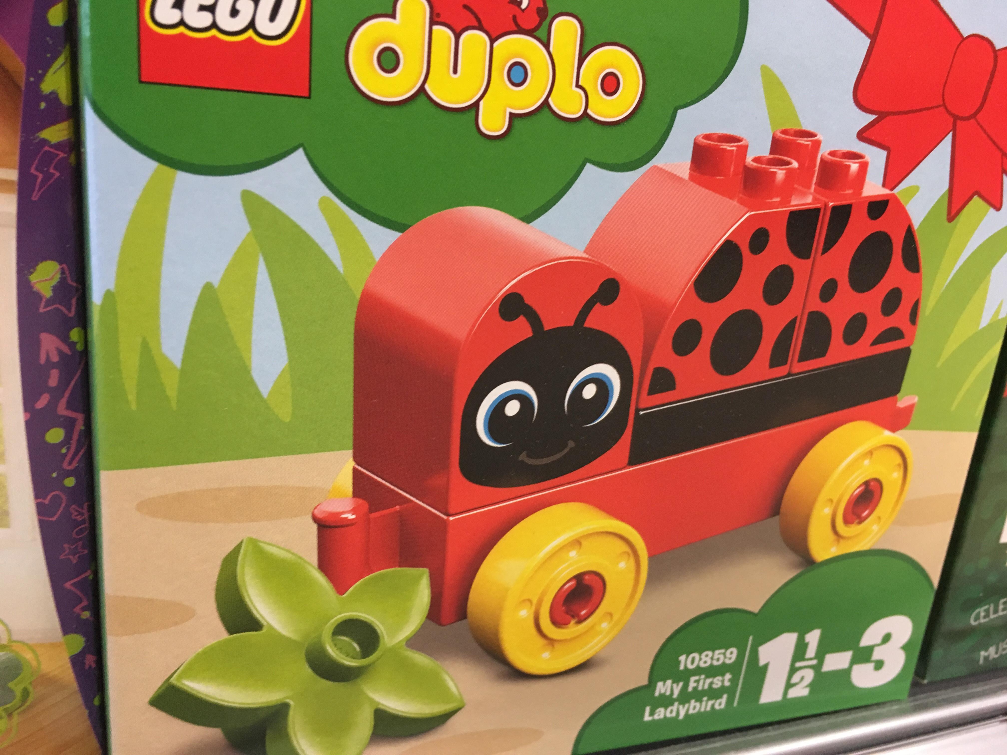 Lego Duplo 10859  My 1st Ladybird Car - £3.20 INSTORE @ COOP in NORTON
