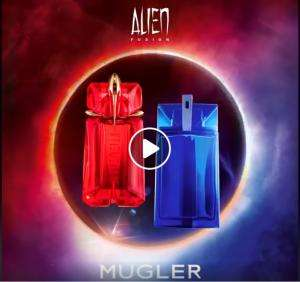 FREE Complimentary Alien Fusion by Mugler sample (10,000 samples) via Google Assistant or Alexa  @ Send Me A Sample