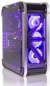Loop Stormforce Lux ATX Tempered Glass Gaming Case (high end quality) £44.99 @ Zoostorm ebay