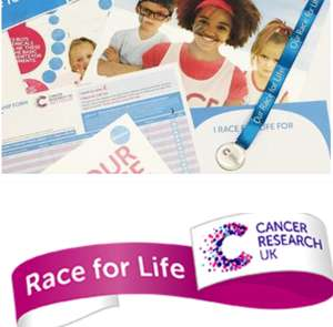 Free Race for Life event kit for schools