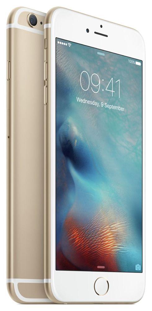 Apple iPhone 6s Plus 5.5 Inch 32GB SIM Free Unlocked Mobile Phone - Gold refurb £182.99 @ Argos Ebay