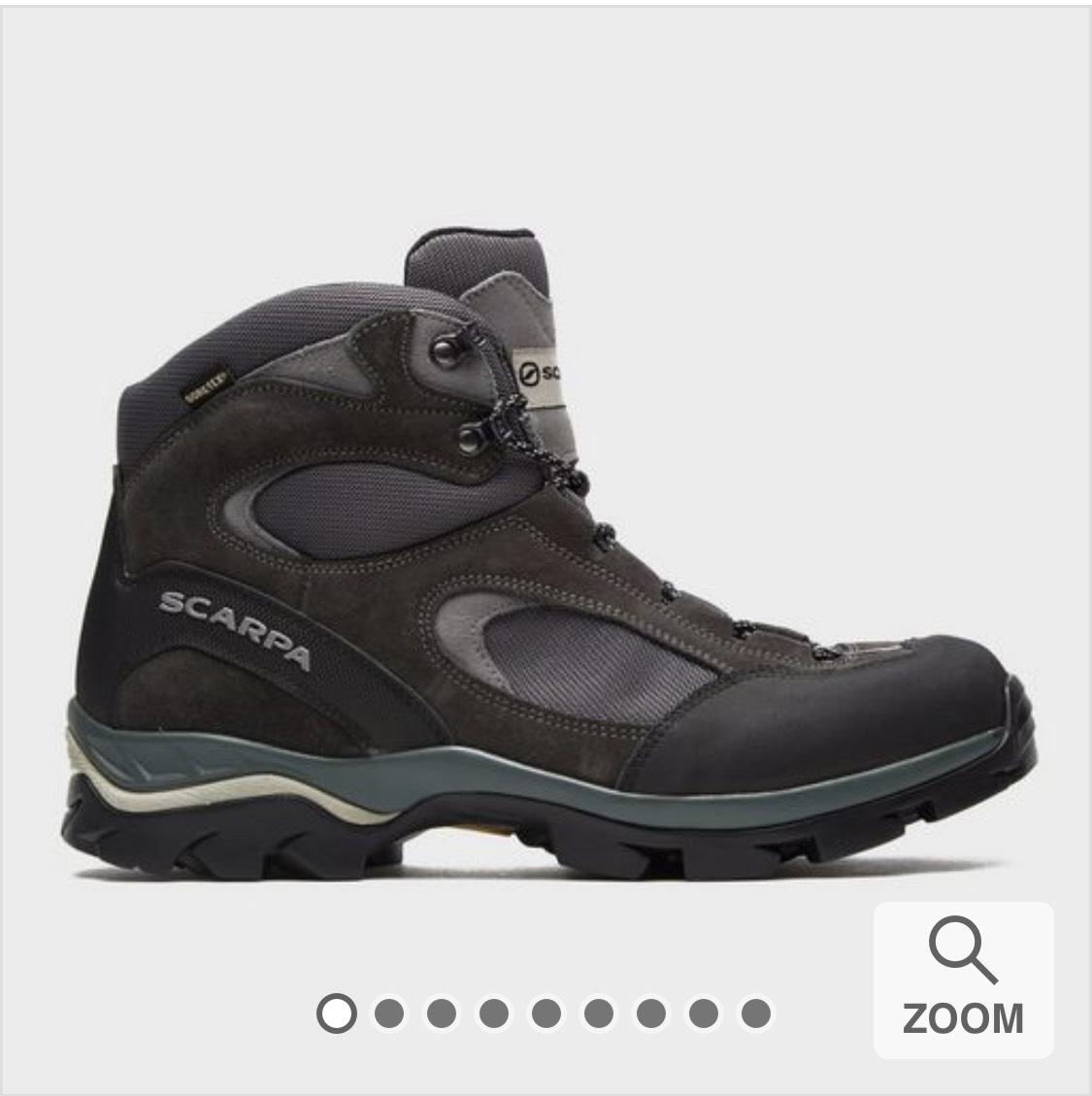 Scarpa zg65 Gore-Tex Boots £39.50 @ Blacks