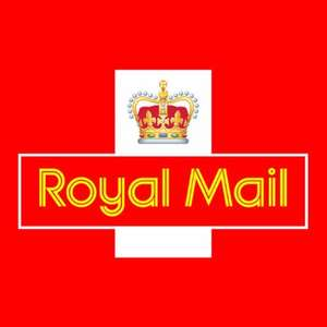 Save 1/3 on Royal Mail 2nd Class Medium Parcels £8.79 @ Royal Mail Click & Drop