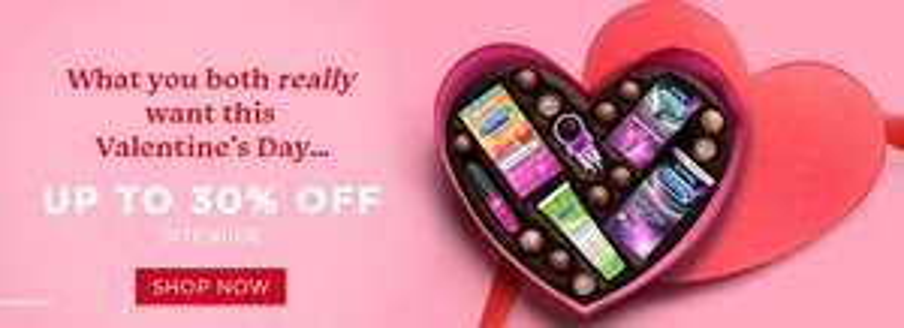 Valentines treat - 30% off sitewide @ Durex