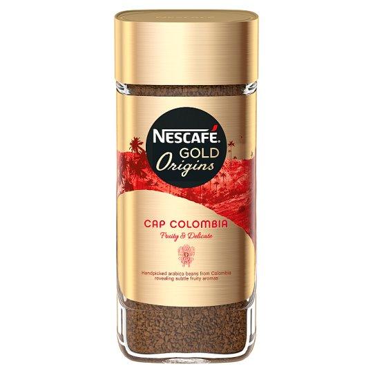 Nescafe 100g Cap Colombia, Espresso and Alta Rica coffees 1/2 price £2.24 at Tesco