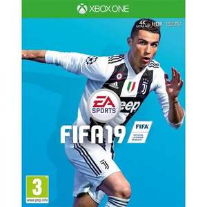 Fifa 19 Xbox One Game £24 from Microsoft store