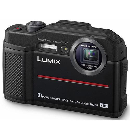 Panasonic Lumix FT7 Waterpoof / shockproof camera £199 delivered plus £50 cashback @ Jessops