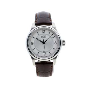 Oris Classic Date 42mm - £584 delivered @ AMJ Watches (authorised dealer - full warranty)