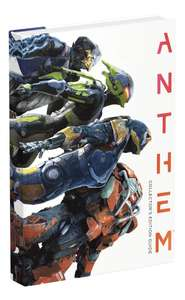 Anthem: Official Collector's Edition Guide (Hardcover) £11.79 (with code) @ agreatread.co.uk