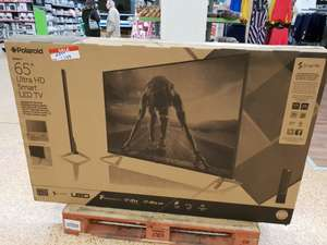 "Polaroid P65UP0317A Series 6 4K ultra hd 65"" smart tv gone down to £599 to £399 in Asda"