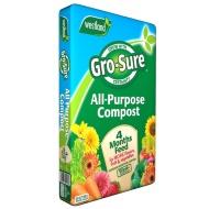 Westland Gro-Sure All-Purpose Compost 50L   BUY 3 FOR £10 @ B&M