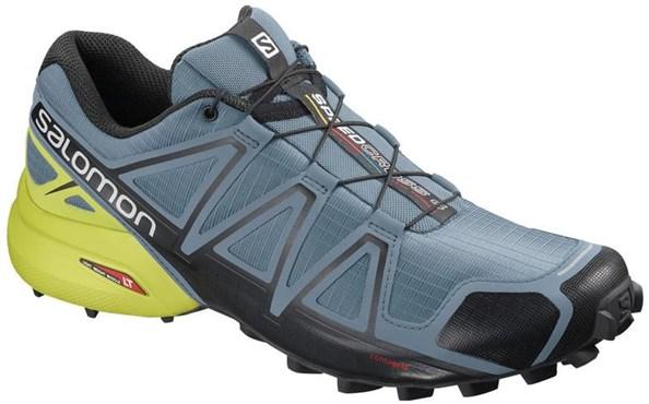 Salomon Speedcross 4 Trail Running Shoe Size 9 £52.46 Delivered @ Wheelies