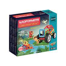 Magformers 50% off sale online - including Magformers Jungle Adventure Set for £24.99