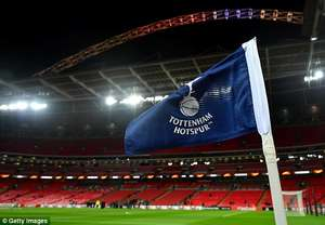 Tottenham Premier League Tickets on General Sale from £13 @ Wembley Stadium v Newcastle / Leicester