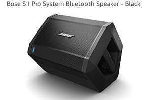 Bose S1 Pro System Bluetooth PA Speaker With Battery £449.10 @ Amazon