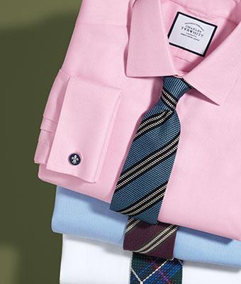 Charles Tyrwhitt Shirt and Free Tie for £24.90