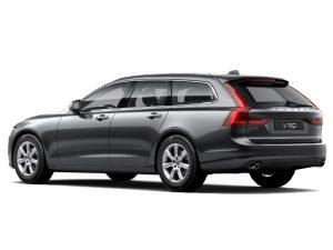 Volvo V90 CC T5 - 18 month lease, £272 per month, no deposit (Term £4898) @ Santander