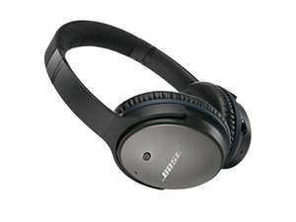 Bose QuietComfort 25 Active Noise Cancelling Headphones for Apple Devices £124 @ Teksonze
