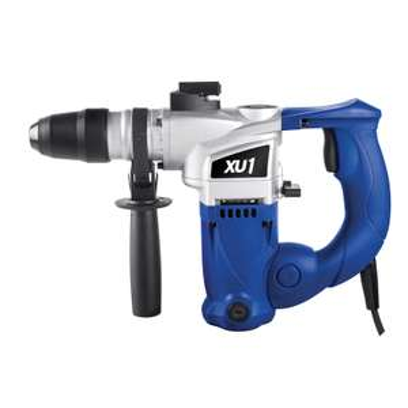 XU1 900W Rotary Hammer Drill - NOW £33 @ Homebase (free C&C)