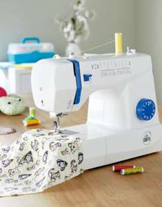 So Crafty Sewing Machine with 3 Year Warranty at Aldi - Online Exclusive £69.99
