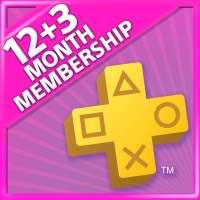 PlayStation Plus 15 Month membership (12 Months + 3 Months Free) £18.88 at PSN Indonesia Store