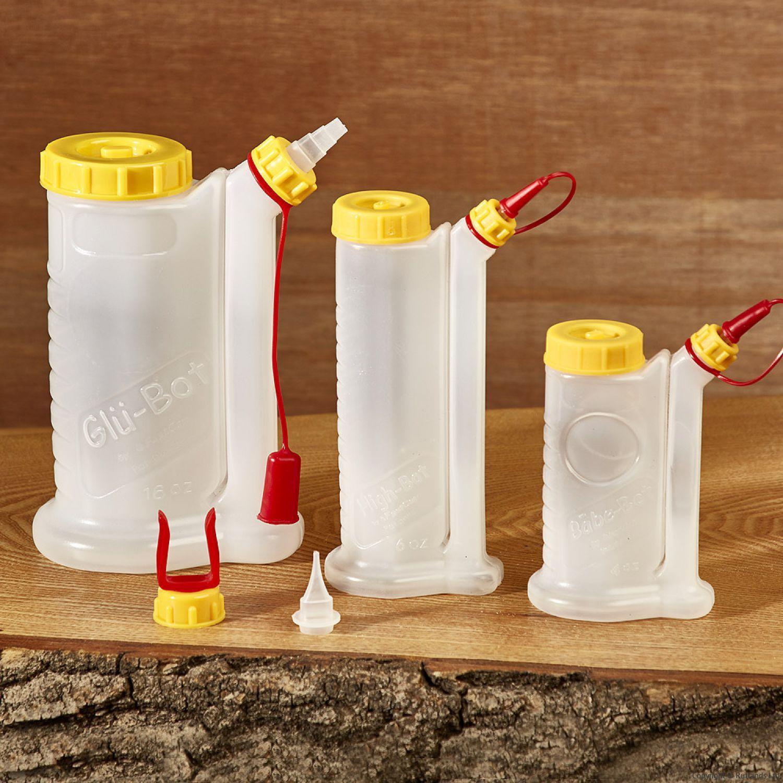 Glu-bot glue bottles - Set of 3  £23.90 Rutlands