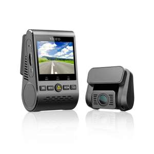 Viofo A129 Dual channel, front and rear dash cam £101.80  Banggood