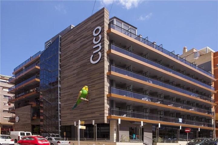 Hotel Cuco Benidorm all inclusive 1st April £600