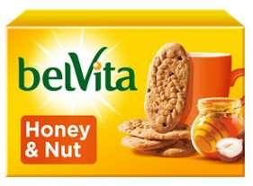 Belvita Breakfast Biscuits 225g reduced to £1.00 from £2.00 @ Asda