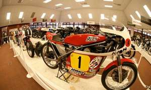 National Motorcycle Museum Solihull - 2 Adults + upto 3 Children for £9 (£1.80pp) / 2 Adults £6.75 @ Groupon w/code (Under 5s Free)