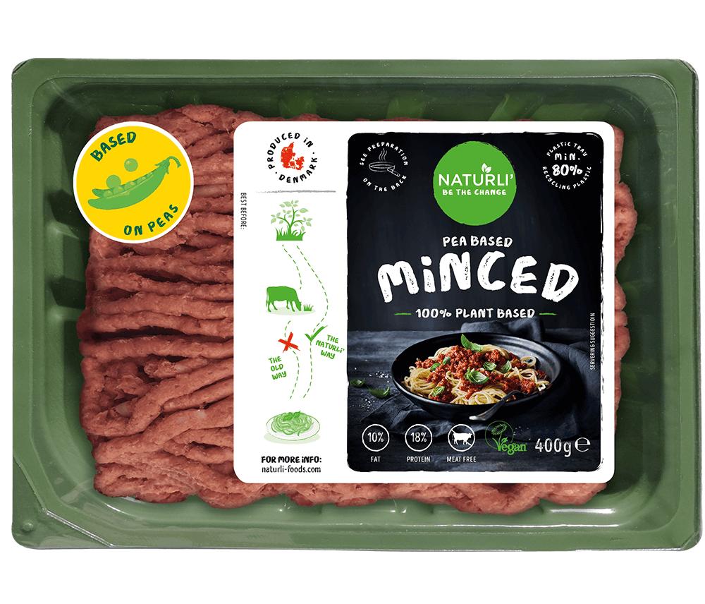 Naturli Vegan Pea based mince 400g - 69p @ Heron Foods