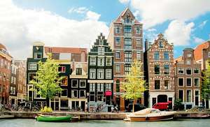 Valentines 2 nights 4* Amsterdam Corendon Village Hotel (12-14 Feb) + Rtn Flights from Luton £170.27 (£85.14 per person) @ Groupon / Easyjet
