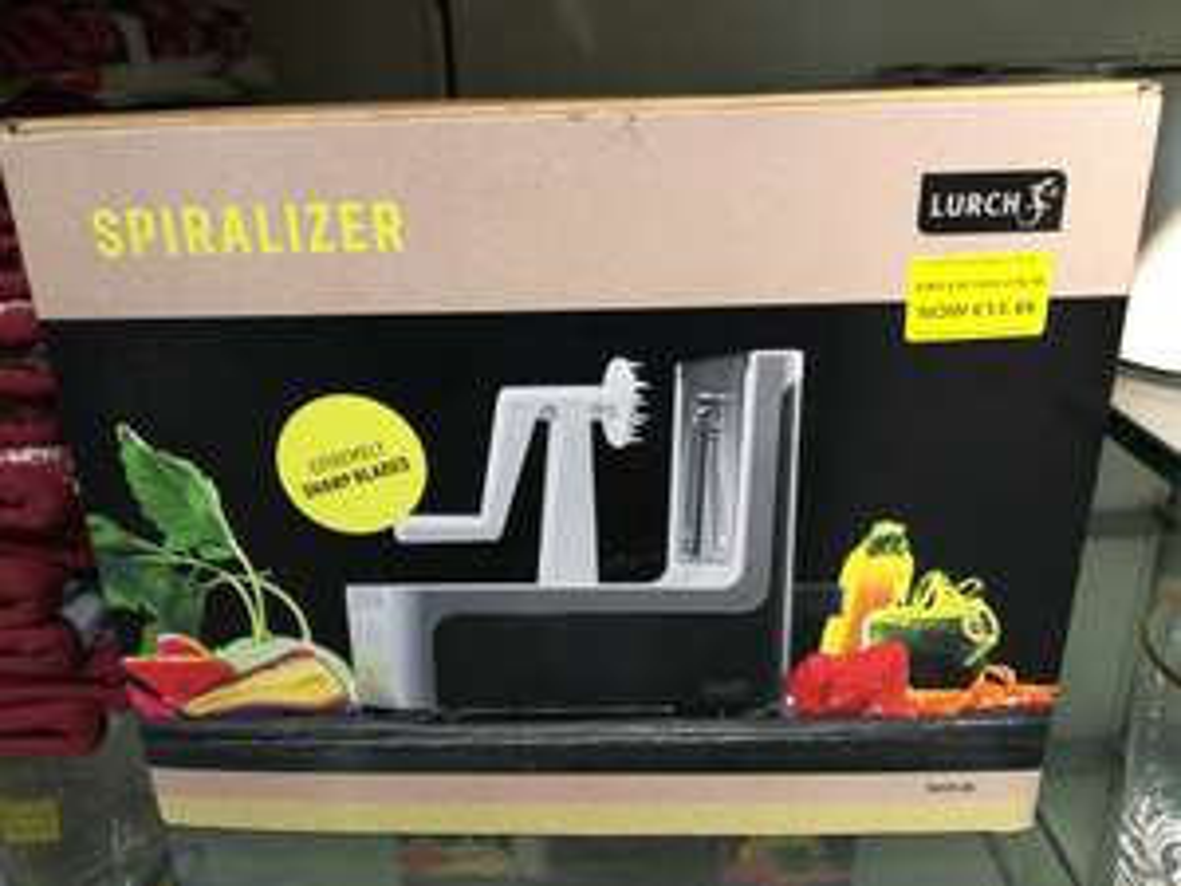Lurch Spiralizer - £13.49 instore @ Marks & Spencer
