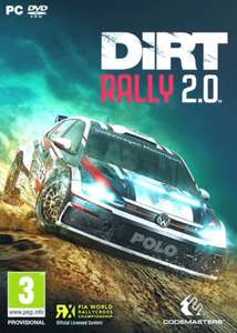 Dirt Rally 2.0 Steam Key - Pre-Order at scdkey for £27.75