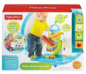 Fisher price rolling blocks £11.25 instore at Tesco