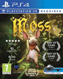 Moss (PS4/PSVR) £14.85 Delivered @ Base