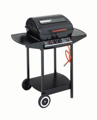 Landmann Grill Chef Dual Burner Gas BBQ - Black- £20 + Free C&C @ Wickes