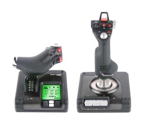SAITEK X52 Pro Flight Control System, £109.99 @ Currys
