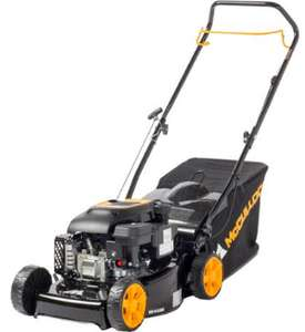 McCulloch M40-110 Petrol Lawnmower- £80 delivered @ Wickes