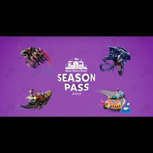 Alton Towers Premium Season Pass (includes Scarefest & August weekends!!!) - £70