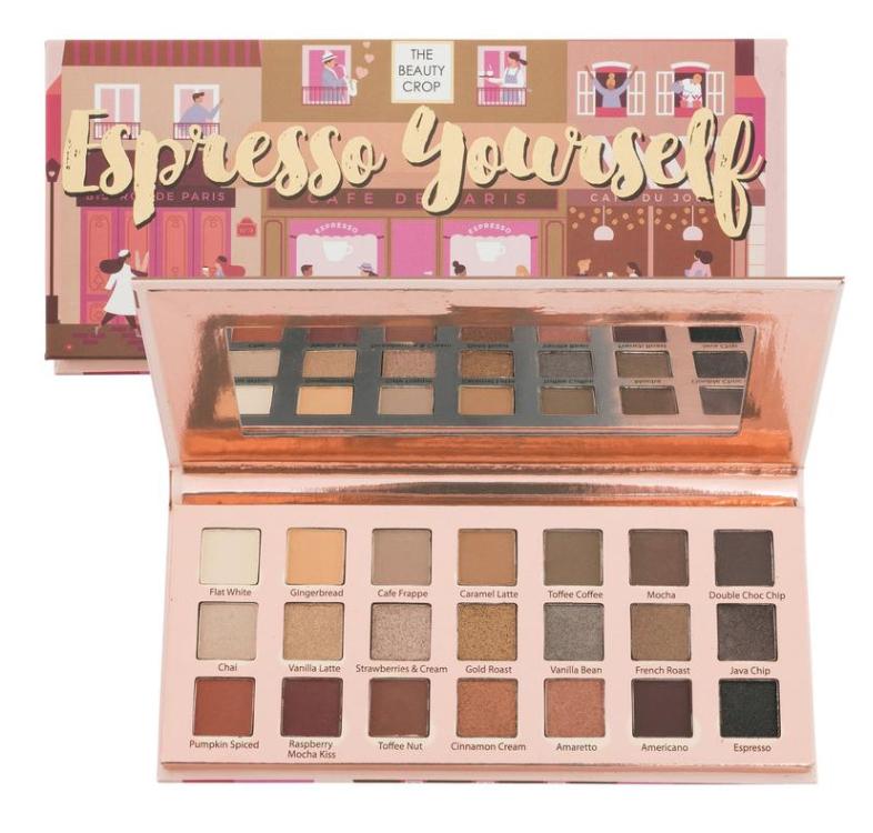 February Birchbox + Free The Beauty Crop Eyeshadow Palette - £12.95 inc. home delivery @ Birchbox