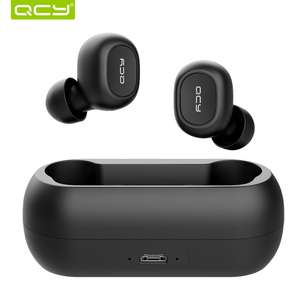 QCY QS1 TWS Bluetooth 5.0 Wireless Earbuds £12.38 from Aliexpress / QCY official store