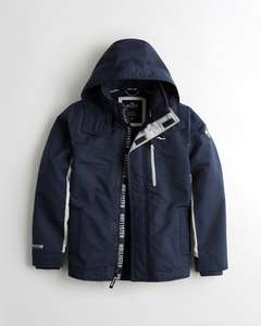 Hollister All-Weather Collection Fleece-Lined Jacket £38.99 @ Hollister