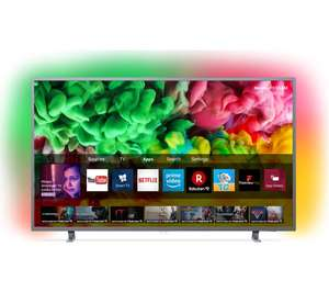 """PHILIPS 50PUS6703/12 50"""" Smart 4K Ultra HD HDR LED TV Ambilight @ Currys £399"""