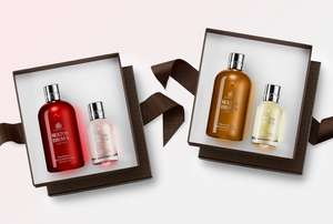 Free standard delivery on all orders @ Molton Brown online until Sunday